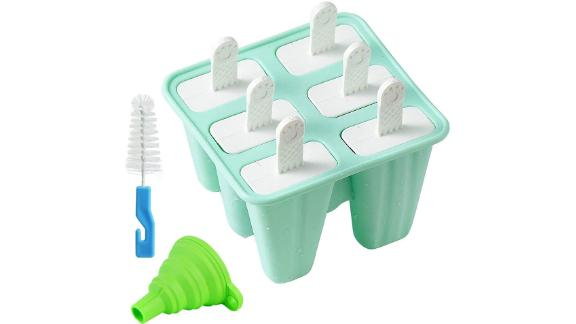 Helistar Popsicle Molds