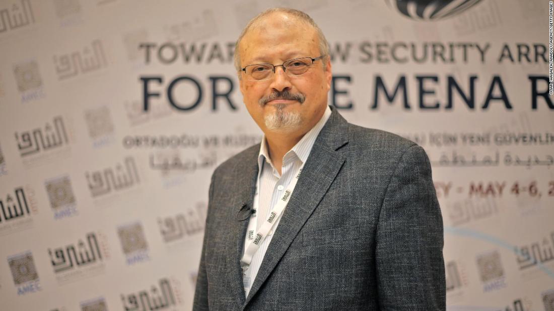 Trial begins for 20 Saudis charged Jamal Khashoggi's murder