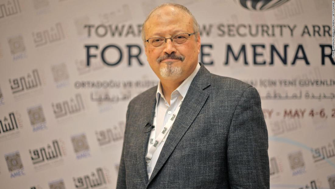 Turkey begins trial of 20 Saudis charged with the murder of Jamal Khashoggi thumbnail