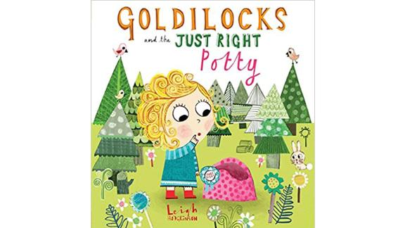 'Goldilocks and Just Right Potty'