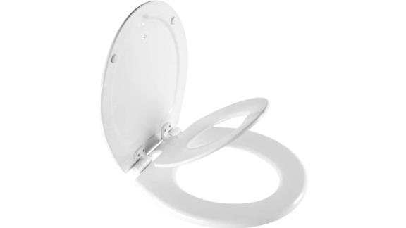 NextStep2 Toilet Seat with Built-in Potty Training Seat