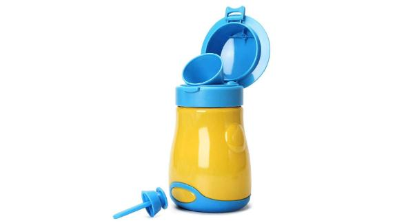 Upgrade Baby Boy Portable Potty Emergency Urinal