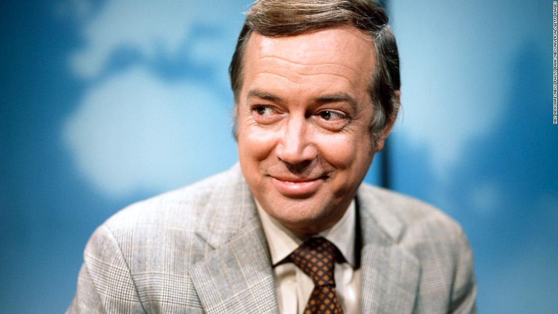 Photo of Hugh Downs, anchor of '20/20' and 'Today,' dead at 99 | Brian Lowry, CNN Business