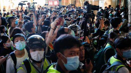 The Hong Kong security law could frighten press freedom