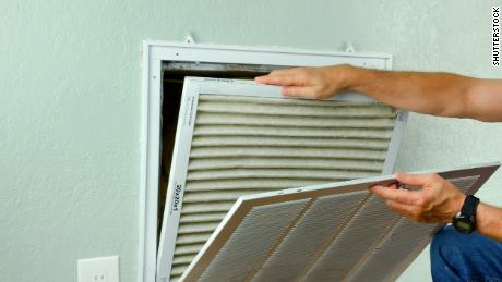 Can the AC filter in your home, office or local mall protect you from Covid-19?