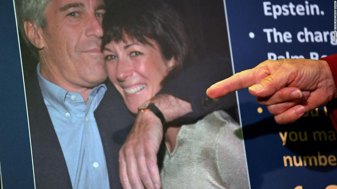 Judge rules to unseal documents in 2015 case against Ghislaine Maxwell Jeffrey Epstein's alleged accomplice – CNN