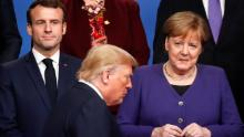 Cracks in the Trump-Europe relationship are turning into a chasm