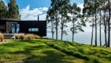 A property in the South Island of New Zealand, designed by Mason & Wales Architects.