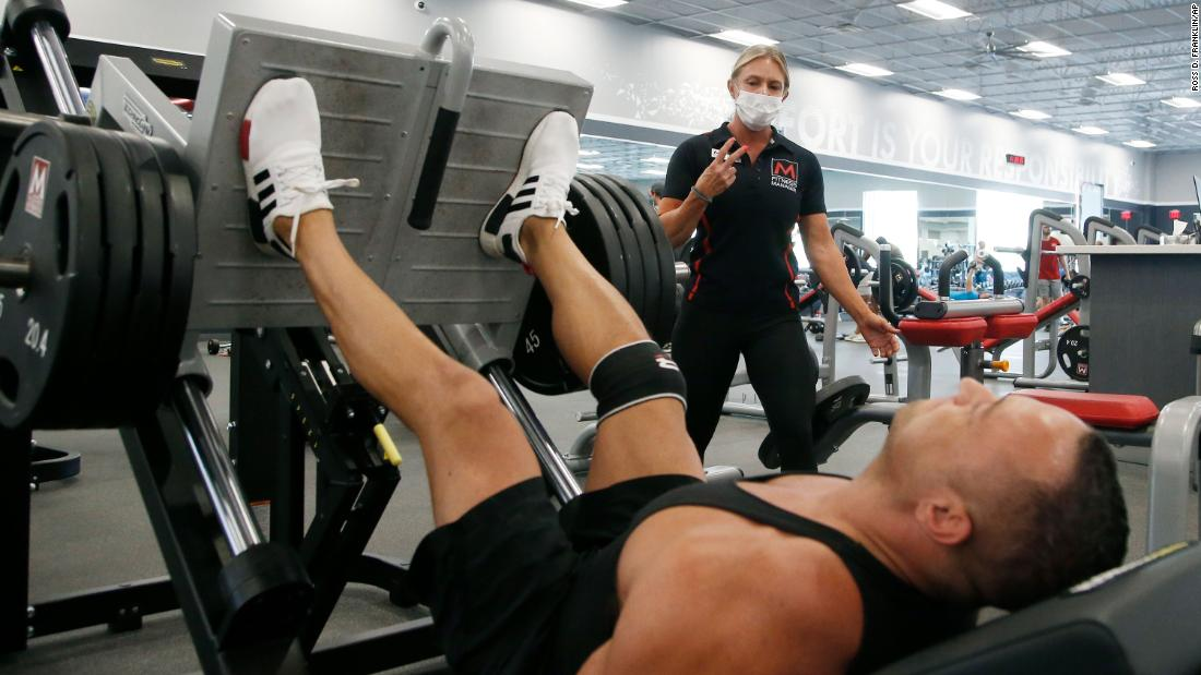 Arizona health department demands 3 defiant gyms close their doors or face legal action