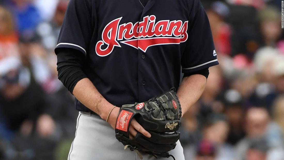 """Indiani Cleveland per """"determinare il miglior percorso da seguire"""" per quanto riguarda il nome della squadra"""