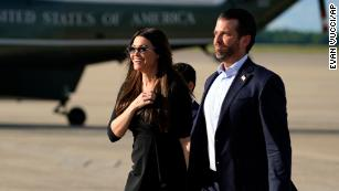 Kimberly Guilfoyle -- Donald Trump Jr.'s girlfriend and top Trump campaign official -- tests positive for coronavirus