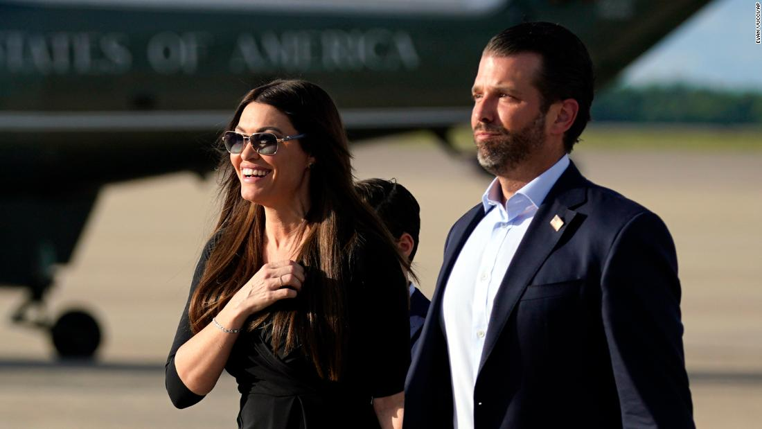 Kimberly Guilfoyle — Donald Trump Jr.'s girlfriend and top Trump campaign official — tests positive for coronavirus – CNN