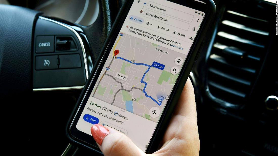 Google Maps Releases New Features To Help People Navigate COVID-19 Hot Spots