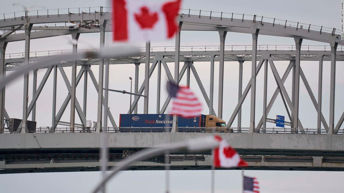 Canada cracks down on those traveling through the country to get to Alaska