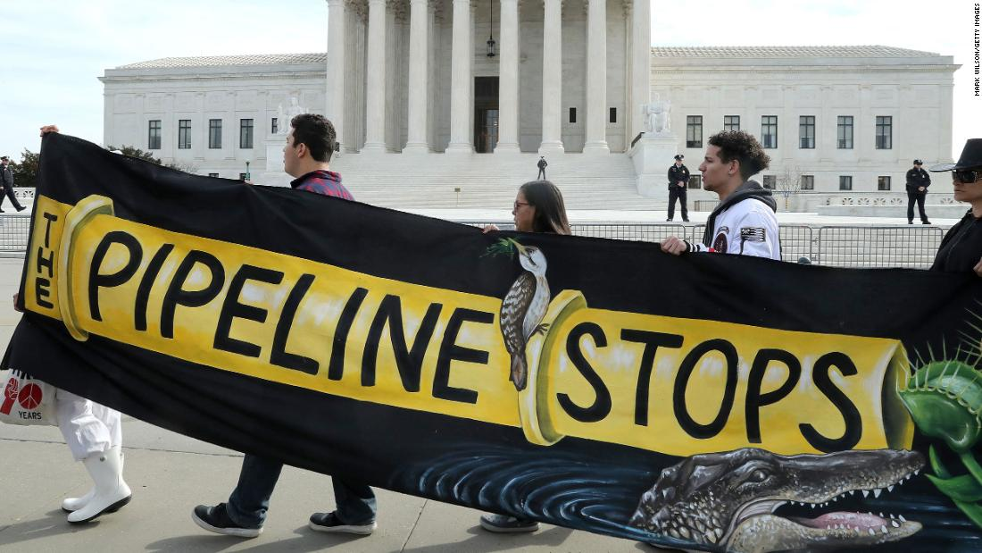 Energy companies cancel long delayed and litigated Atlantic Coast Pipeline project