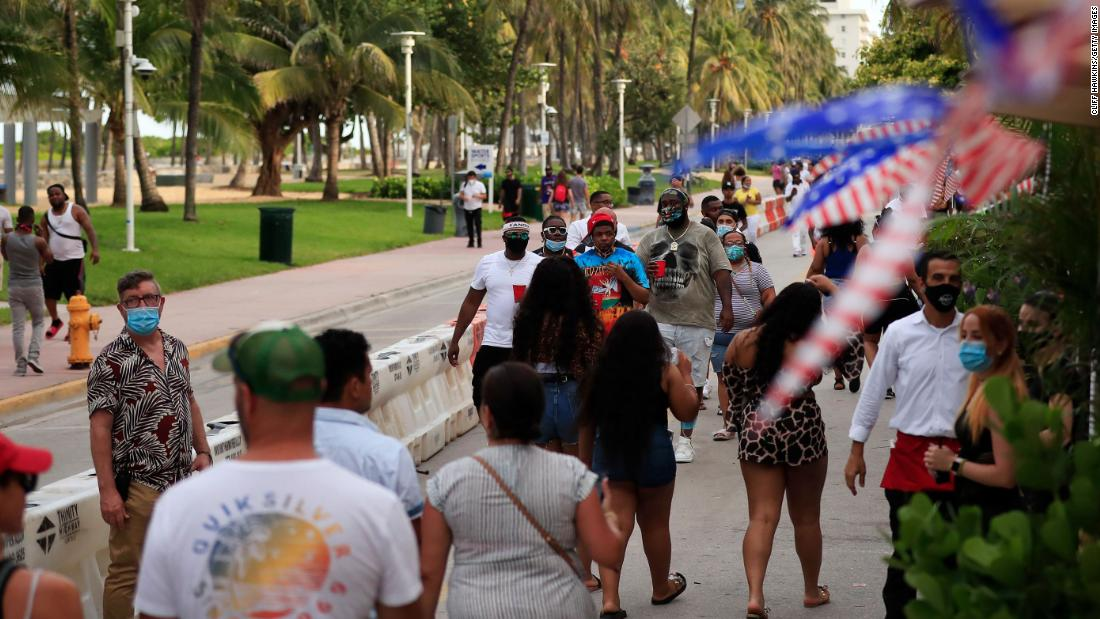 How America's summer reopening went off the rails