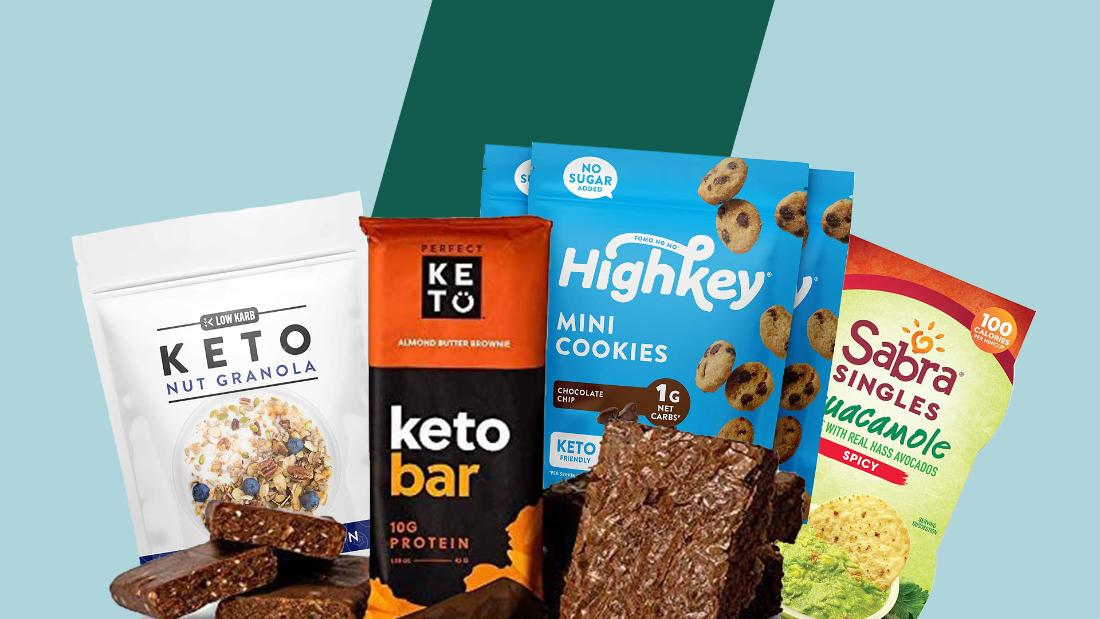 15 delicious keto-friendly snacks from Amazon