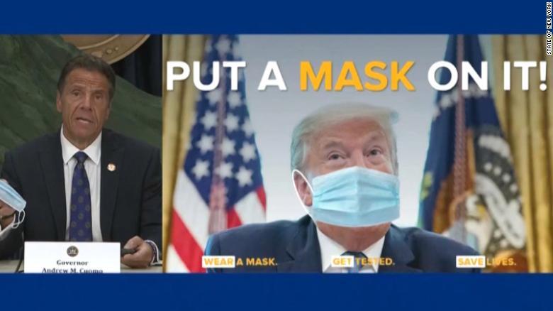 Gretchen Whitmer Michigan Governor Calls For Mask Up Campaign Amid Coronavirus Surge Cnnpolitics