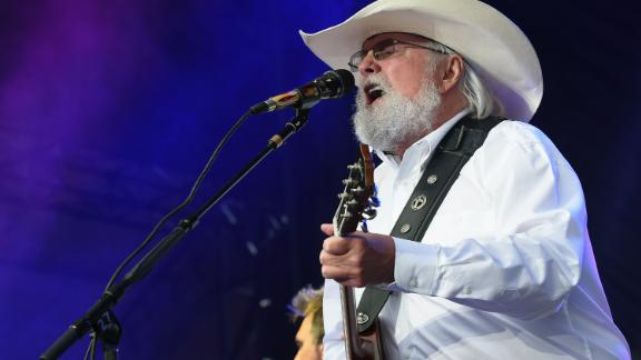Image for Country music star Charlie Daniels, best known for 'The Devil Went Down to Georgia,' has died at 83