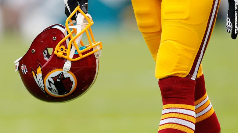 Redskins Washington Team Says It Will Change Name And Logo Cnn