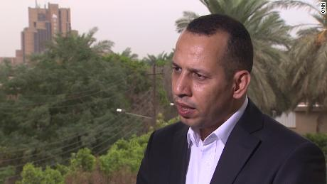 Interview with Hisham Al-Hashimi, Security analyst, October 14, 2014, Baghdad.