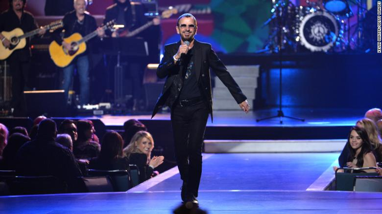 Ringo Starr to release five-song quarantine album