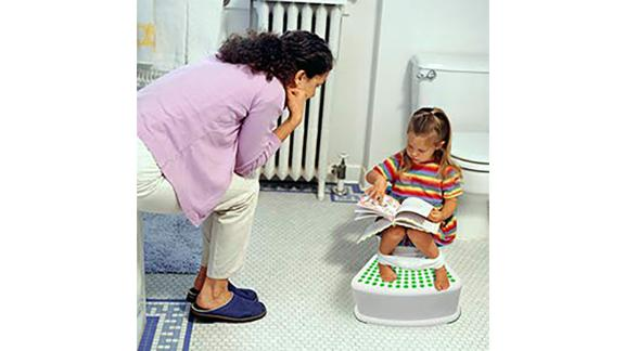 Kids Green Step Stool