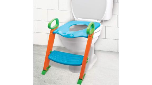 Potty Training Seat Toilet with Ladder