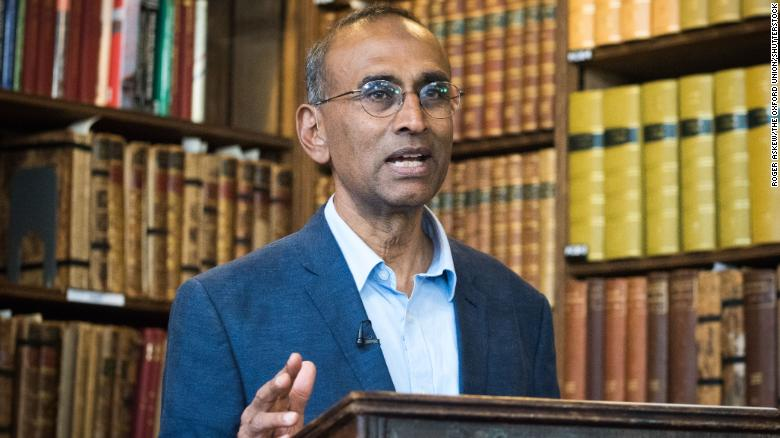 Venki Ramakrishnan said the UK is behind other countries in terms of wearing masks and having clear guidance on face coverings.