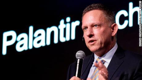 Secretive data firm Palantir Technologies files for IPO