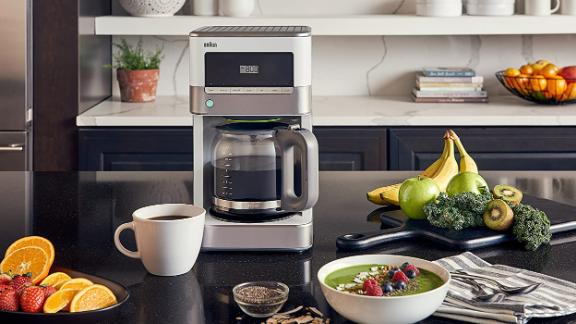 Braun BrewSense sale: Save on our favorite drip coffee maker at Amazon  right now | CNN Underscored