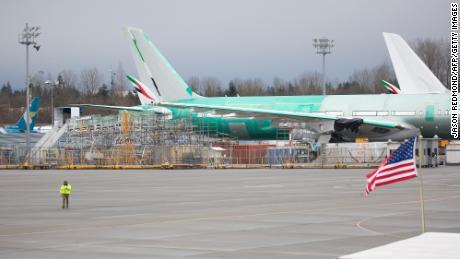 Boeing lost $2.4 billion in three months