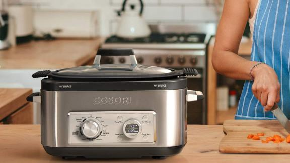 Cosori Slow Cooker 11-in-1 6-Quart Programmable Multi-Cooker