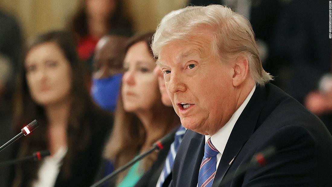 Vấn đề: Sự thật về lời kêu gọi của Trump để mở lại trường học