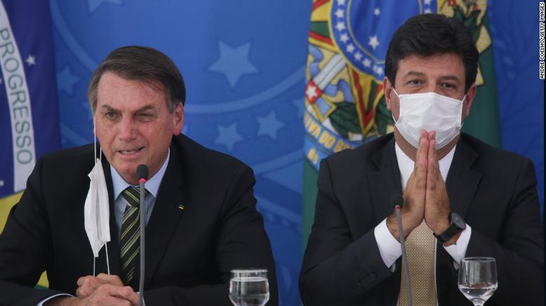 Bolsonaro was 'warned' about the consequences of ignoring science, inquiry hears