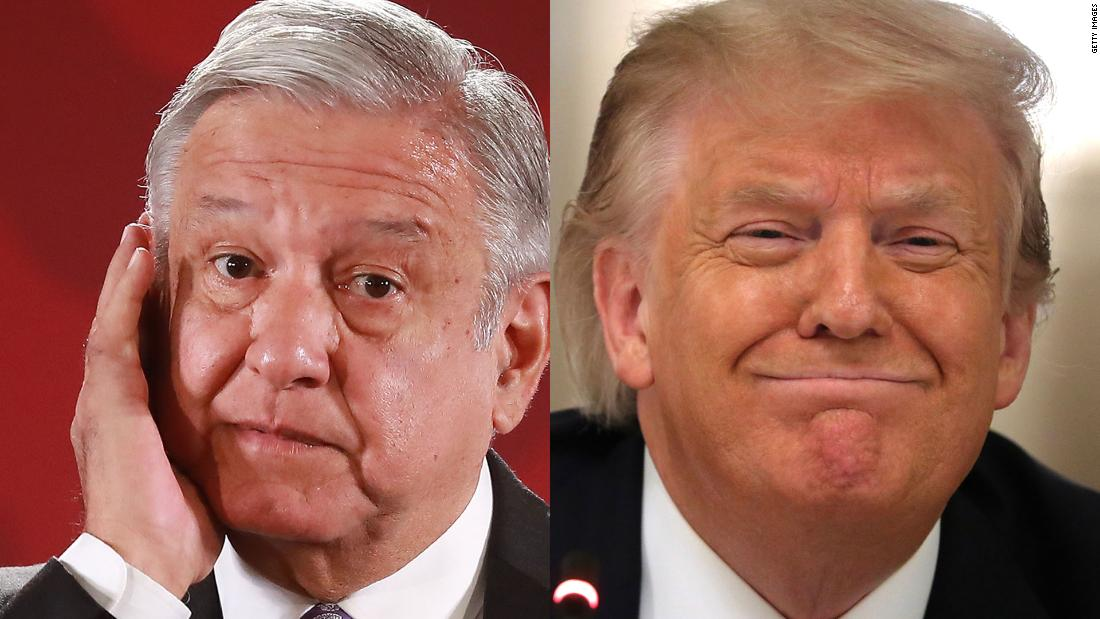 Photo of After Trudeau snub, what Trump really wants from Obrador summit | CNN