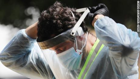 Louisiana governor says progress against coronavirus has been wiped out in past three weeks