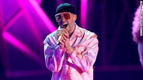 Spotify 2020 Wrapped Bad Bunny Is Spotify S Most Streamed Artist Of 2020 Cnn