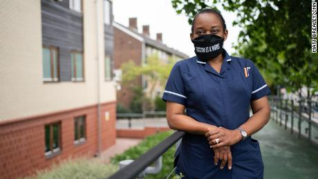 Black nurses face two pandemics