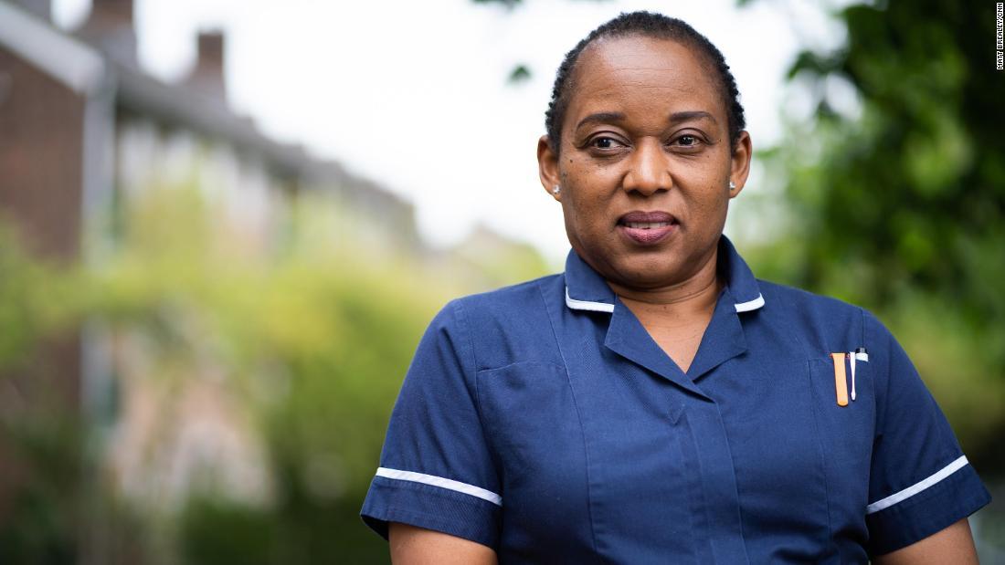 The nurses battling twin pandemics