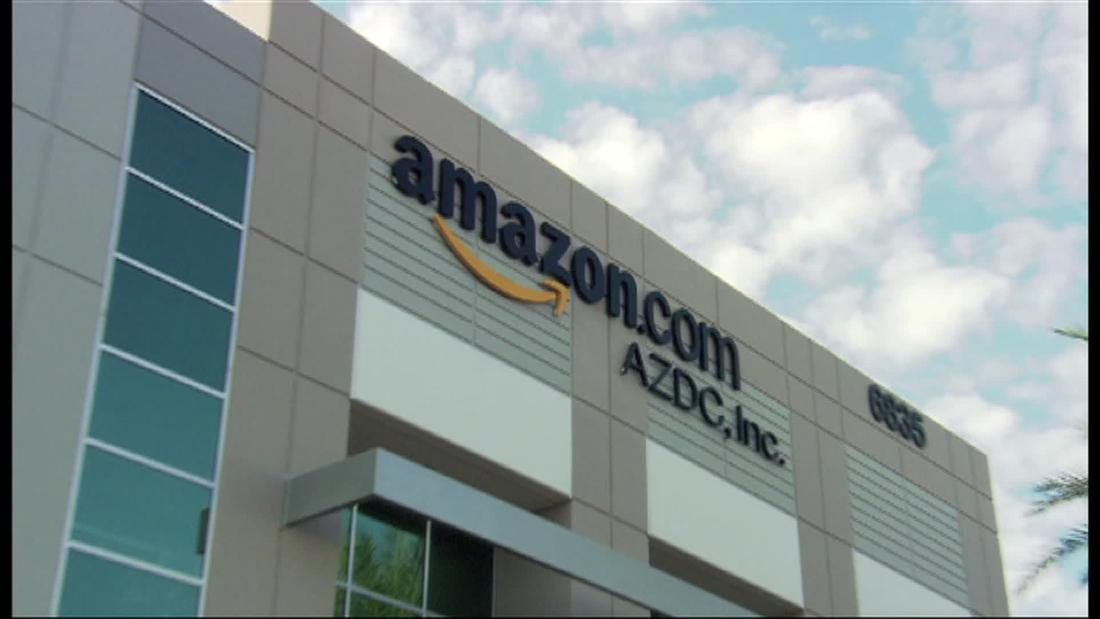 Amazon will let some employees work from home until mid-2021