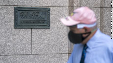 Brooks Brothers, the 202-year-old menswear retaier filed for bankruptcy.