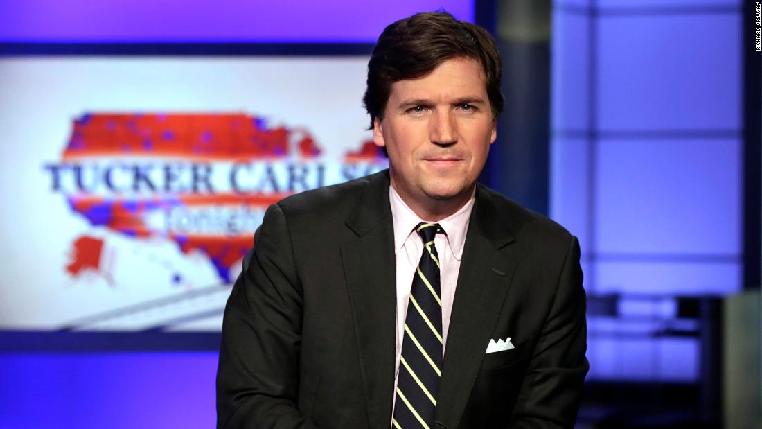Tucker Carlson's top writer quits after secretly posting racist and sexist remarks in online forum