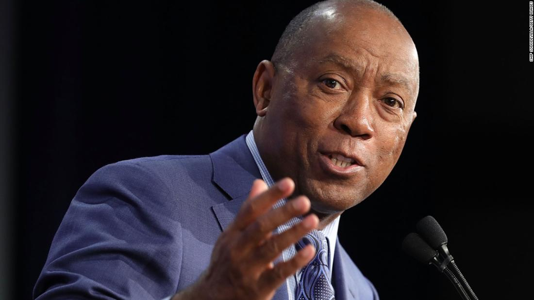 Sylvester Turner becomes latest mayor to step on the national stage by canceling Texas GOP convention