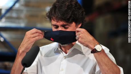How Justin Trudeau one-upped Joe Biden