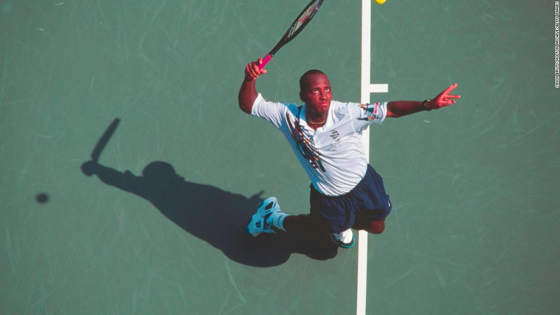 'It's distressing' that no Black player has reached Wimbledon final in 24 years, says former finalist
