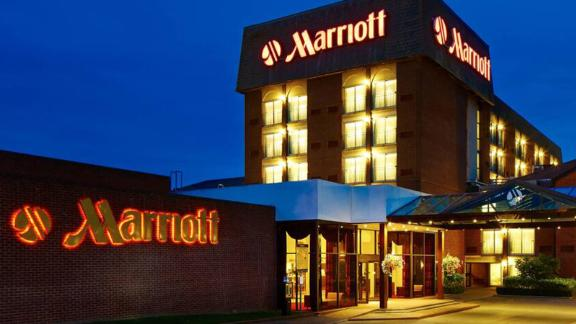 Use your credits from the Marriott Brilliant Amex at properties like the Heathrow/Windsor Marriott Hotel in the United Kingdom.