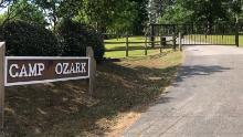 The Ozark camp in Mount Ida, Arkansas, is one of the summer camps that had to temporarily close after a Covid-19 outbreak between its campers and staff.