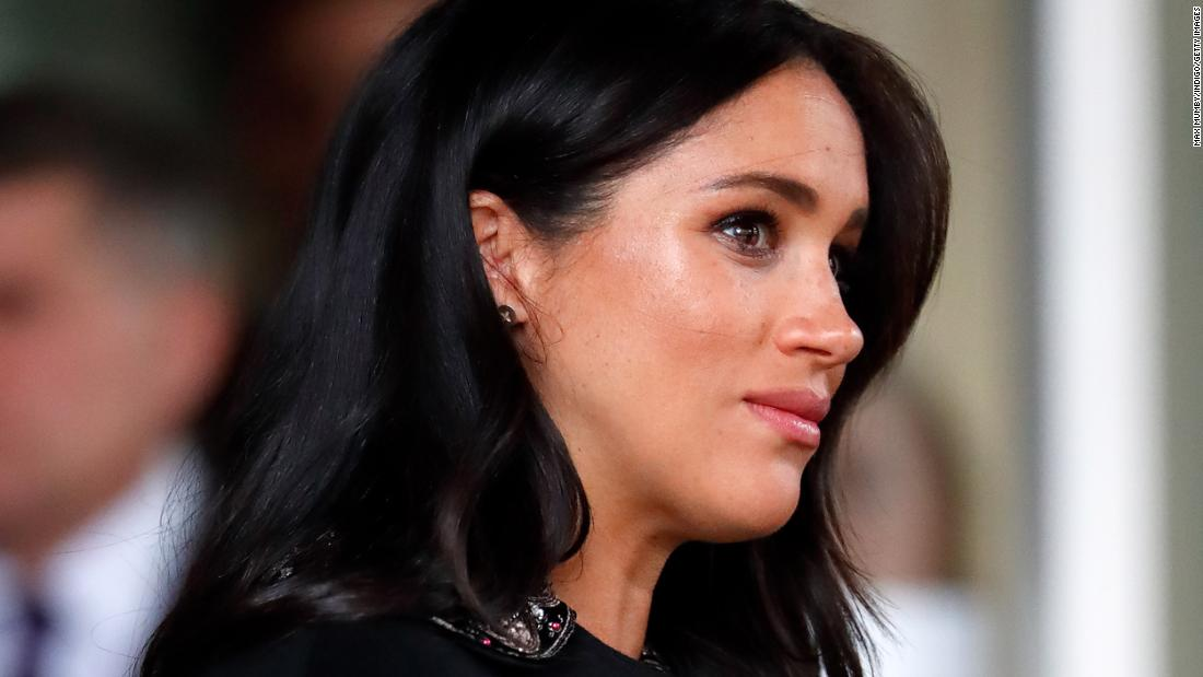 Meghan, Duchess of Sussex, tries to stop her friends from being named in lawsuit