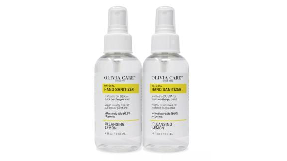Olivia Care Hand Sanitizer - Lemon
